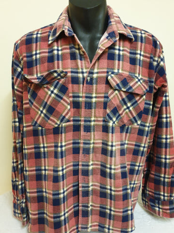 GRANDWAY Classic 'Flanno' Mens Size M