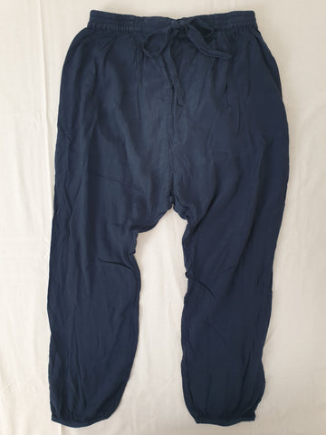 Gorman Navy Pants Womens Size 8