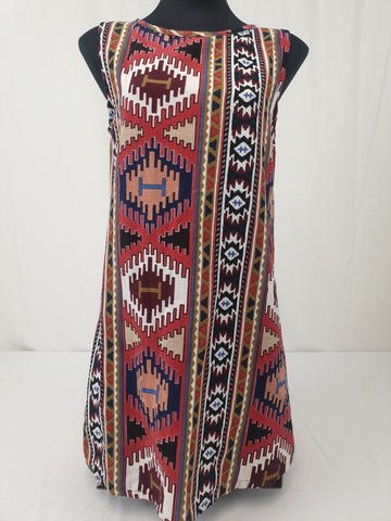 Tree of Life Dress Womens Size S