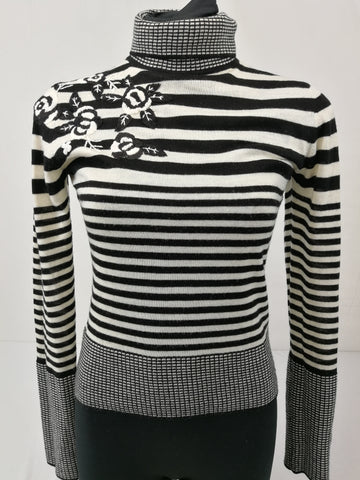 JOHNNY DEXTER Women's Knit Jumper Size S
