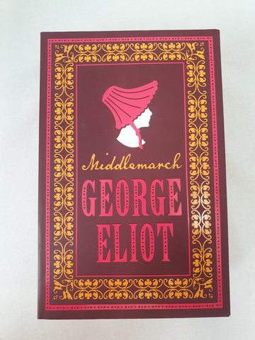 Middlemarch by GEORGE ELLIOT Novel Book BNWT