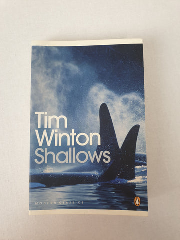 Shallows by Tim Winton Book