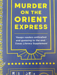 Murder on The Orient Express by Agatha Christie Book BNWT