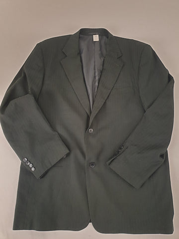 Du Maurier Black Jacket Mens Size 116R