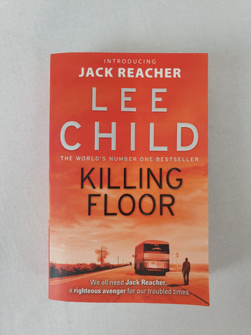 Killing Floor by Lee Child Book
