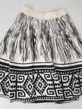Vintage Sequin Skirt Womens Size S