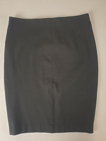 Piper Pencil Black Skirt Womens Size 16