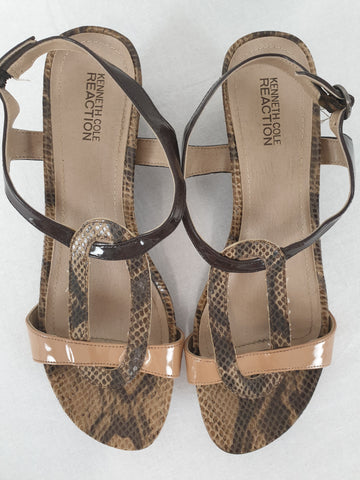 'Vintage Style' Sandals Womens Size 8.5