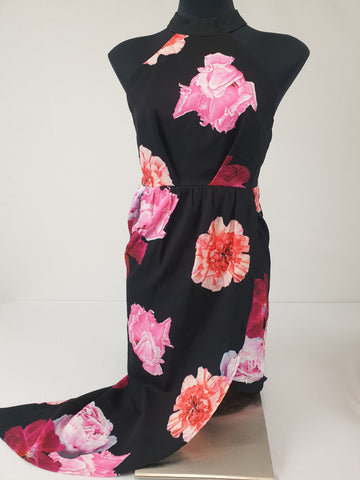 Dotti Floral Dress Womens Size 10