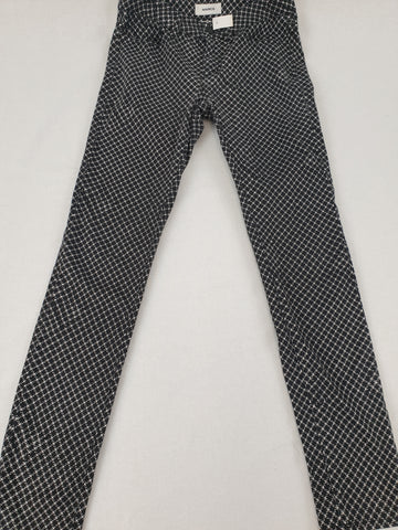 MARCS Black & White Pants Womens Size S