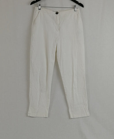 ASOS White Pants Womens Size 10