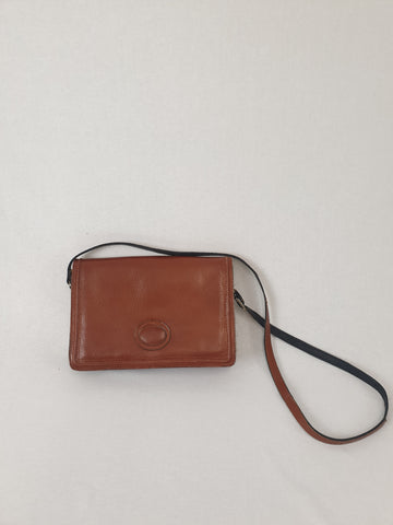 Brown Leather Handbag Womens Accessory