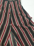 Miss Valley Striped Skirt Womens Size 12