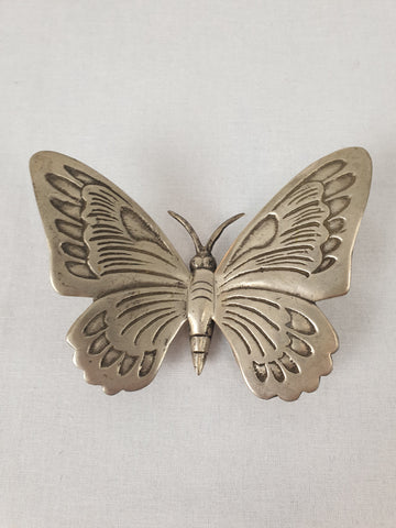 Silver Butterfly Decor / Homewares