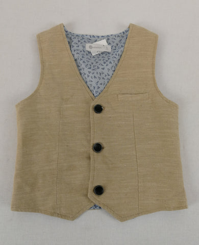 B COLLECTION Vest Boys Size 5