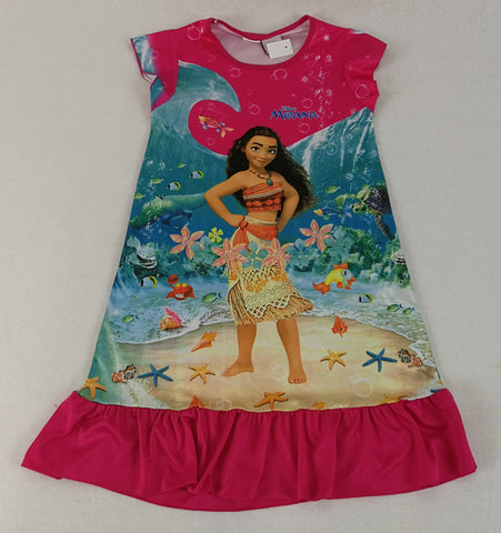 Disney Princess Dress Girls Size XL