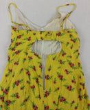 ALANIZ Playsuit Womens Size S