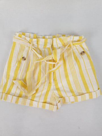 TOPSHOP Cotton Shorts Womens Size 10