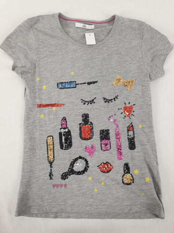M & S Girls Tee Size 11 - 12 Yrs