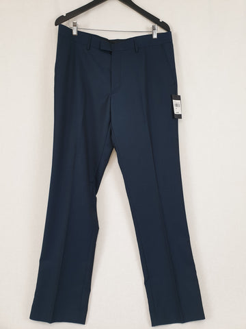 CONNOR Navy Pants Mens Size 35 BNWT