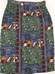 EUROVOGUE Vintage Skirt Womens Size 10