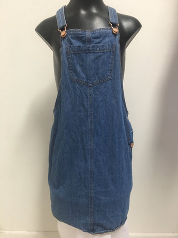 Just Jeans Girls Denim Overall Dress Size 12