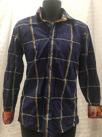 David Smith Mens Shirt Size S