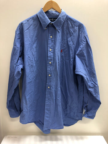 Ralph Lauren Mens Shirt Size Xl