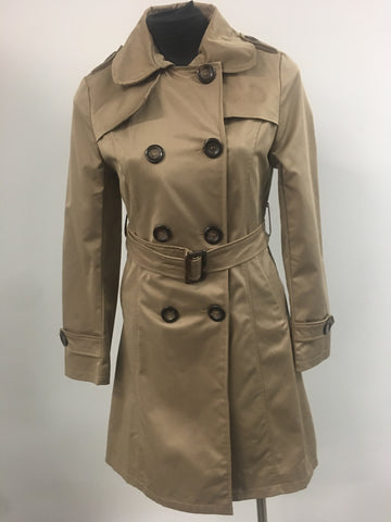 Hm Fashion Womens Trench Coat Size S
