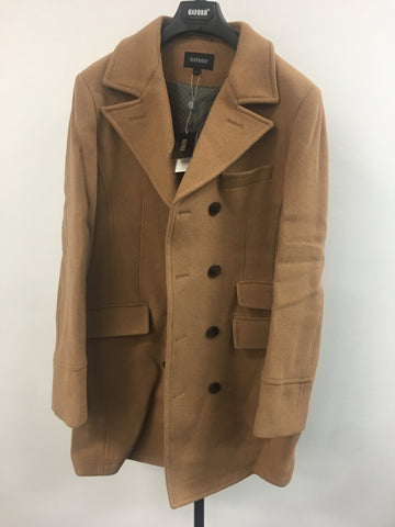 OXFORD 'Camel Grant' Trench Coat Mens Size L