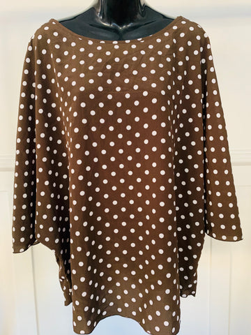 Veducci Womens Top Size 18