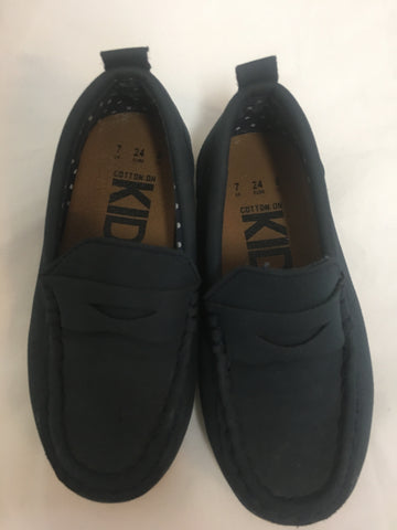 Cotton On Kids Boys Shoes Size 24 (Eu)
