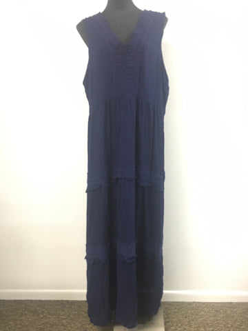 Crossroads Dress Womens Size 22