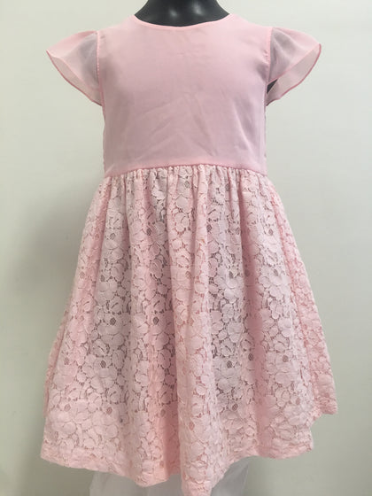 Handmade Girls Dress Size 4
