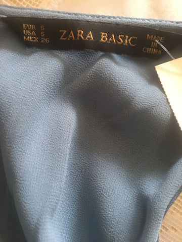 Zara Basic Womens Dress Size Eur Small