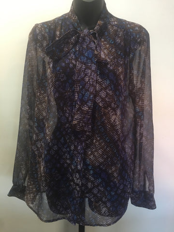 Moda International Womens Top Size 10