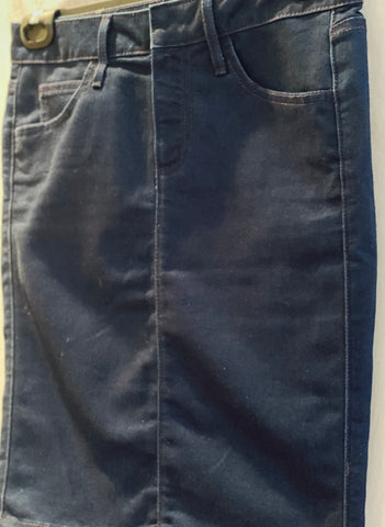Gap Womens Jeans Skirt Size 26