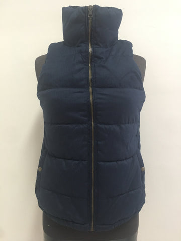Old Navy Womens Puffer Vest Size Xs