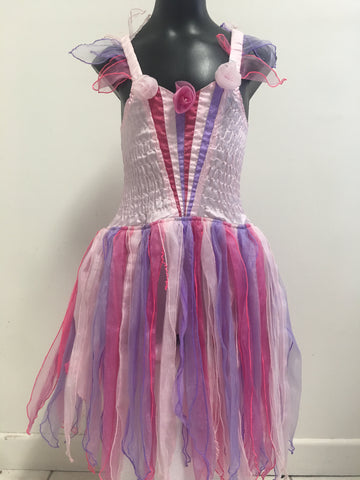 Fairy Dress Girls Size 4