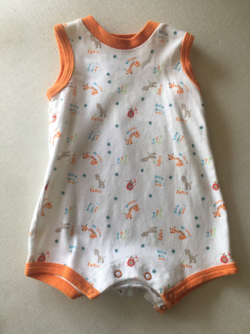 Dymples Baby Playsuit Size 000