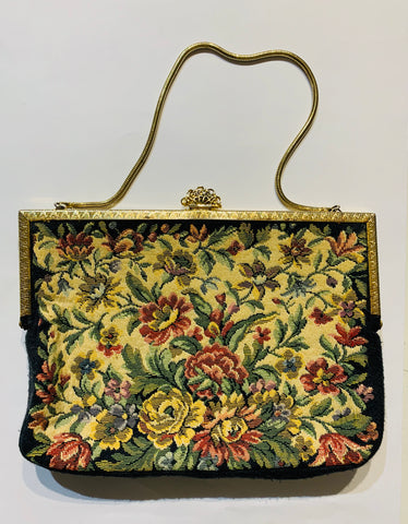 Vintage Womens Bag Small Clutch