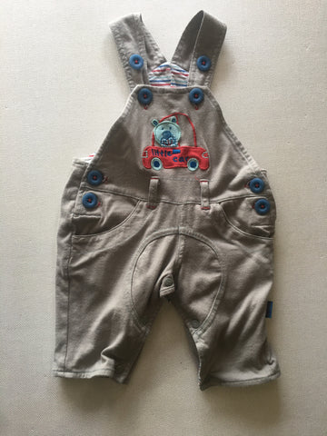Pumpkin Patch Baby Boys Overalls Size 000