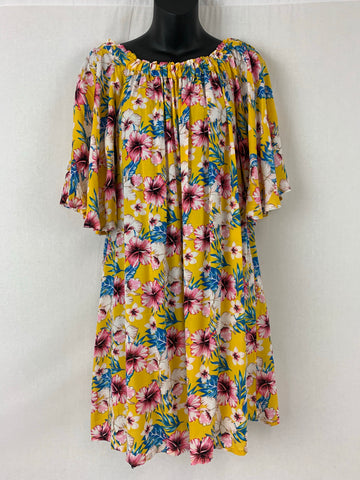 MOMBASA ROSE Dress Womens Size S/M