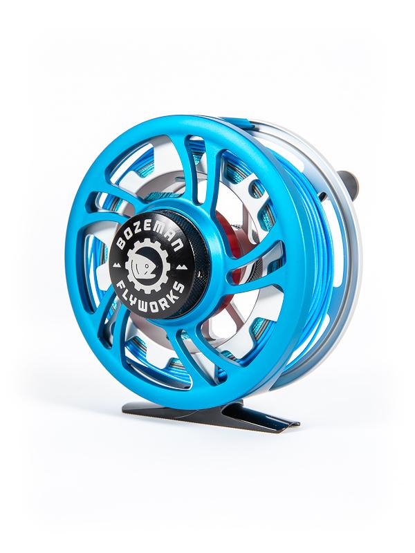 Reverse Drag of the Patriot Fly Reel