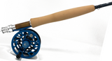 Fly Rod Package - Midnight Fly Reel