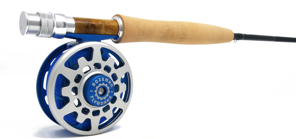 Fly Rod Package - Hamilton Fly Reel
