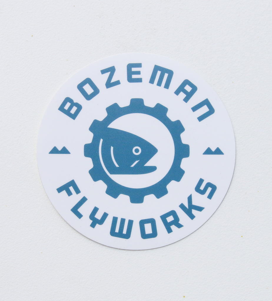 FlyWorks Vinyl Decal