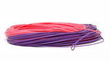 Pink and Purple Fly Line