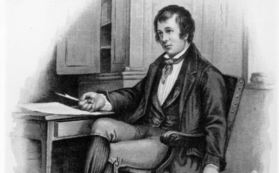Making his Mark: The Hand-Engravings of Robert Burns