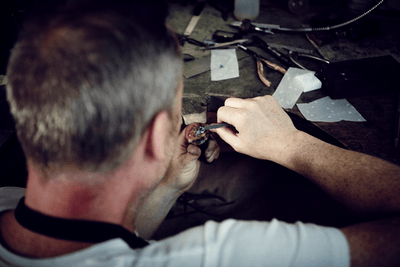 The Evolution of Craft Series: The Tools of a Goldsmith